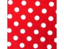 Rojo Puntos Blancos