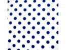 Blanco Puntos Azules